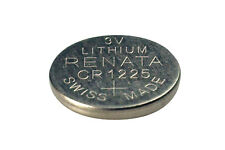 1 Pk Renata Cr1225 Battery