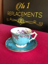 Unboxed Tea Cup & Saucer Decorative Aynsley Porcelain & China