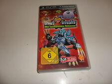 PlayStation Portable PSP  Invizimals - Die verlorenen Stämme