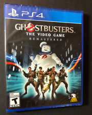 Ghostbusters The Video Game Remastered (PS4) NEW