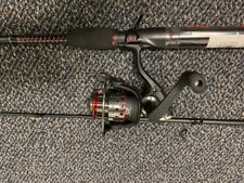 """New Shakespeare Ugly Stick GX2 6'6"""" Medium Action 2 Piece Rod & Reel Combo"""