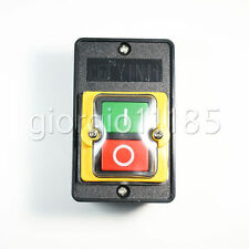 US Stock 380V 10A ON/OFF Waterproof Push Button Pushbutton Switch KAO-10KH