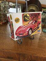 "Vintage 1982 MPC Corvette ""Dragon Vette"" Model #3716 1:25"
