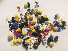 8 Ounces Lego Old Style Minifig parts Vintage Lego minifigures Lot F469M
