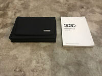 2019 Audi Q5 Owners Manual With Case OEM Free Shipping