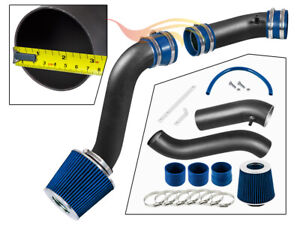 XYZ RW BLUE Cold Air Intake Kit+Filter 90-95 Thunderbird 3.8L V6 Supercharged