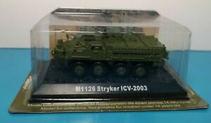 Amer Com Collection M1126 STRYKER ICV 2003 1:72 Scale NEW MILITARY