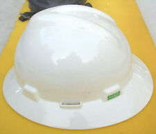 V GARD PROTECTIVE HAT SAFETY HELMET WITH UNDERBRIM MADE IN USA CERTIFIED MODEL