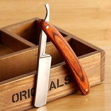 Barber Stainless Steel Straight Edge Cut Throat Shaving Fold Razor Knife Shaver