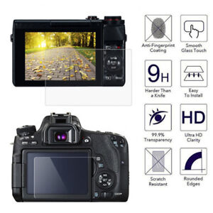 Tempered Glass Camera Screen HD Protector Cover For Canon EOS 3000D/4000D 850D