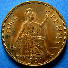 More details for george vi 1951 1 penny (without 'ind:imp')                             ch15-208b