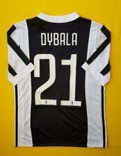 5+/5 Dybala Juventus jersey 13 - 14 years 2017 2018 home AZ8703 Adidas ig93