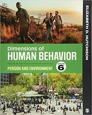 Dimensions of Human Behavior Person and Environment 6th Edition by Elizabeth D.