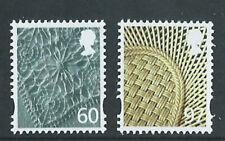 GB Northern Ireland Definitive Stamp Set 30 March 2010