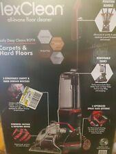 Rug Doctor FlexClean Cleaner cleans carpert and hard floors