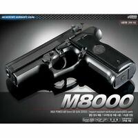 [Academy] #17222 M8000 Cougar Airsoft Pistol BB Replica Hand Toy Gun 6mm