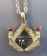 Isis Goddess Egyptian Jewelry #J280 Hecate Hekate Key & Wheel #WZPD3379