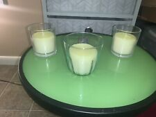 3 never been used/lit 20 color changing Candles via remote control Very festive