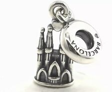Perfect Gift Genuine Pandora S925 Barcelona La Sagrada Charm-791078