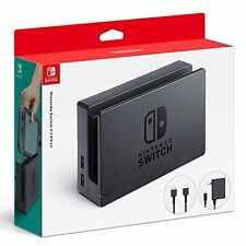 Nintendo Official Switch Dock Set HDMI cable AC adapter Console System JAPAN