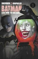 Batman Last Knight On Earth Comic Issue 2 Limited Variant Modern Age First Print