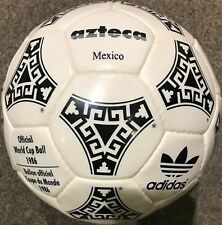 Adidas AZTECA  MEXICO  World cup ball  1986 size 5