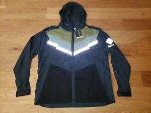 NWT $120 Nike Windrunner Wild Run Mens' Running Jacket size XL (CU5738-364)