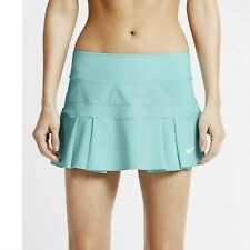 NIKE 546086 466 - Jupe Tennis DRI FIT Pleated Femme Taille S *NEUF*