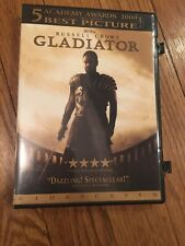 Gladiator (Dvd, 2013) Russell Crowe 5 Academy Awards