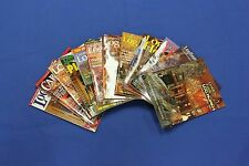 Lot of 12 Log Home Magazines Design Ideas Living Wood Cabin Life Countrys Best D
