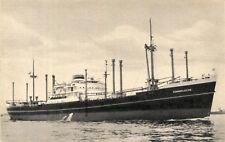 AK M.V. Sommelsdyk ca. 1940 (?) Holland America Line - Dampfer Steamer