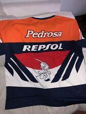ORIGINAL PEDROSA 26 JERSEY Daring/Precisport SHIRT Motorcycle '06 RARE Spain XL