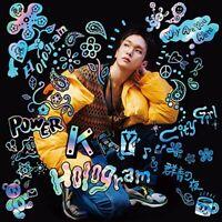 KEY SHINee 1st Mini Album Hologram CD+DVD Limited Edition From Japan F/S