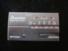 Digital Acoustic Electric Guitar Jack Ibanez Digital Auto Tuner 6PTIT01 AAA batt