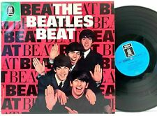 The BEATLES BEAT 1969 GERMAN Odeon C 062-04 363 BLUE LABEL STEREO LP  Very GOOD+