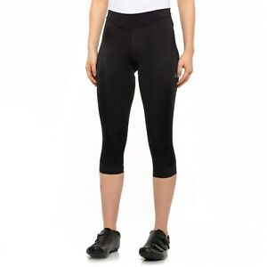 Gore C3 Women's 3/4 Tights+, Black, Small, Brand New in bag!