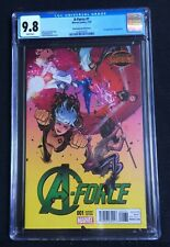 A-Force #1 Dauterman Variant Cover CGC 9.8 2138757071