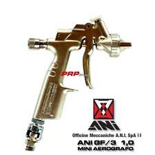 Ani GF/3 11A 1.0 Mini Aerografo Pistola A Spruzzo Per Verniciatura Professionale