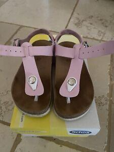 Sandalo Dott.Scholl Rosa Modello Birkenstock N.27
