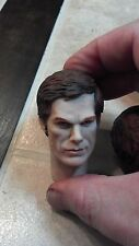 custom painted dexter morgan for 12 inch body