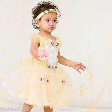 Déguisements et masques jaunes princesse