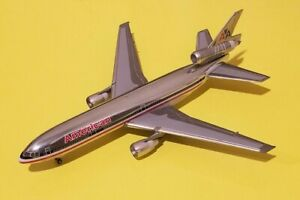 Gemini Jets 1:400 American Airlines DC-10-10 N118AA Rare