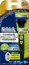 Schick HYDRO 5 Premium Power Select Shaving Razor for Men Holder & 1-Refill