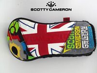 🇬🇧 🇬🇧  Scotty Cameron Circle T Patchwork Wood 🇬🇧 🇬🇧