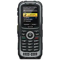 Kyocera DuraPlus E4233 - Black (Sprint) PTT 3G Rugged Military Grade Cell Phone