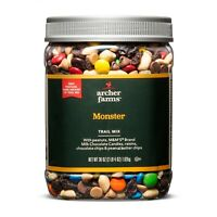 Archer Farms Monster Trail Mix - 36 oz Plastic Jar