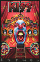 POSTER : MUSIC: KISS - PSYCHO CIRCUS   -  FREE SHIPPING !   #9025     RC44 D
