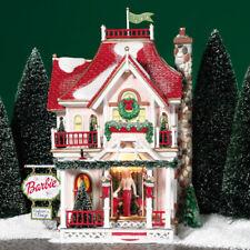 Dept 56 North Pole ~ Barbie Boutique ~ Mint In Box 56739