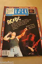 Tylko Rock 4/2000 AC/DC, The Cure, Pink Floyd, Roger Waters