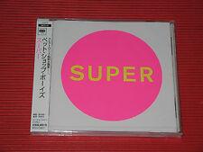 2016 PET SHOP BOYS SUPER JAPAN CD